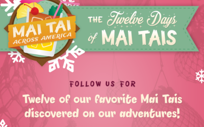 The Twelve Days of Mai Tais 2016