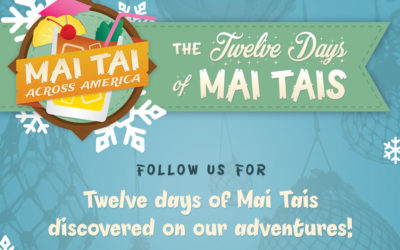 The Twelve Days of Mai Tais 2017